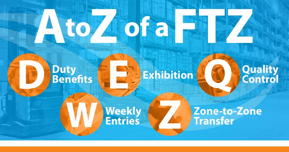 A to Z of an FTZ
